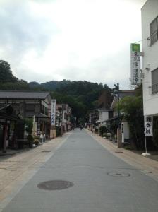 clean Japan streets