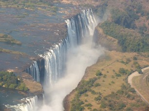 Victoria Falls. Photo Credit: Chris Parker