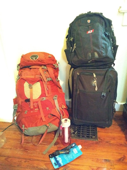 Peace Corps zambia packing list