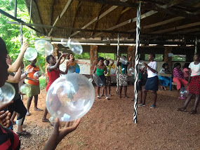 peace corps zambia glow camp condom