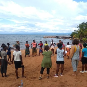 peace corps zambia glow camp grassroot soccer